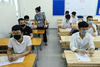 Hôm nay, hơn 26.000 thí sinh thi tốt nghiệp THPT đợt 2