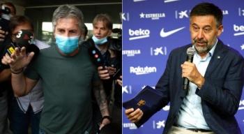 Bố Messi và Barca chưa tìm được lối thoát cho thương vụ bán Messi