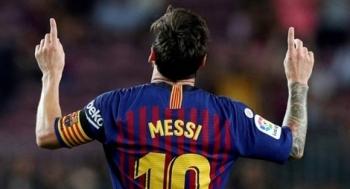 Barcelona sẵn sàng cứng rắn để giữ chân Messi