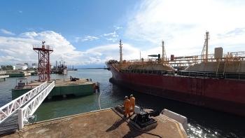Kho cảng PV GAS Vũng Tàu đạt đỉnh sản lượng cung cấp LPG