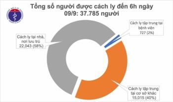 Việt Nam không có ca mắc mới COVID-19 trong 12h qua