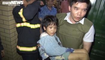 Bắt được gã bố đẻ bạo hành con gái 6 tuổi dã man ở Bắc Ninh
