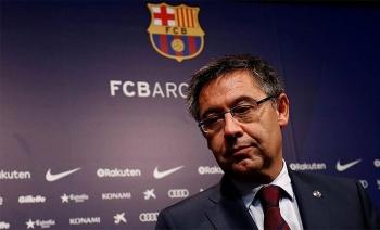 7.500 hội viên đòi phế truất Chủ tịch Barca