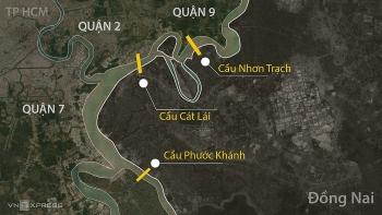 2.200 tỷ đồng xây cầu nối TP HCM với Đồng Nai
