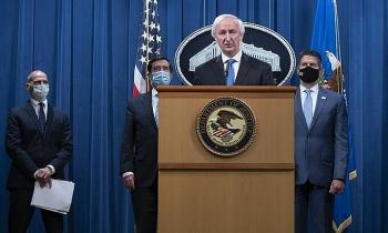 Mỹ nói tin tặc Trung Quốc tấn công hơn 100 tổ chức