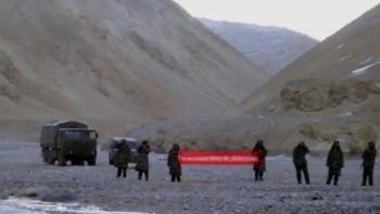 Xung đột biên giới: Trung Quốc vác loa 'đánh đòn tâm lý' với binh sĩ Ấn Độ