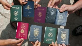 Covid-19 khuynh đảo quyền lực hộ chiếu toàn cầu