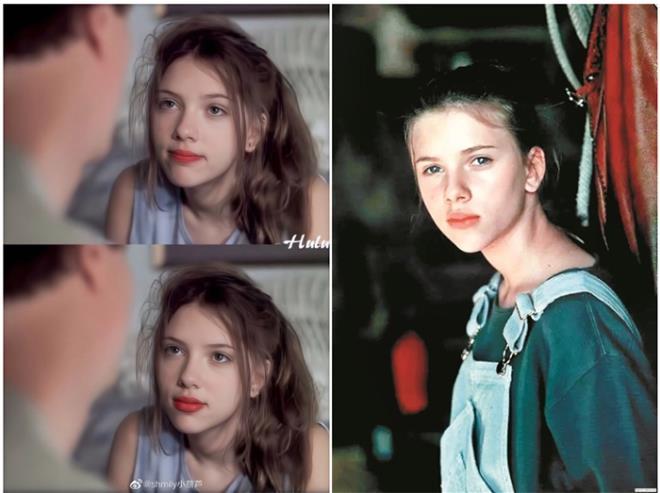 Nhan sắc theo thời gian của Scarlett Johansson, biểu tượng gợi cảm của Hollywood - 2