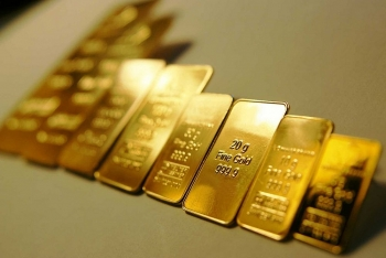 Giá vàng 25/9: Thấp nhất trong vòng 2 tháng