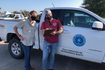 Texas cảnh báo về nước máy nhiễm