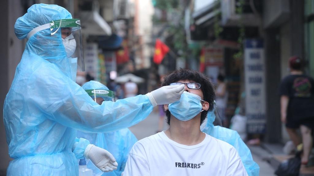 Ổ dịch quận Thanh Xuân ghi nhận 23 F0, Hà Nội thêm 30 người dương tính nCoV