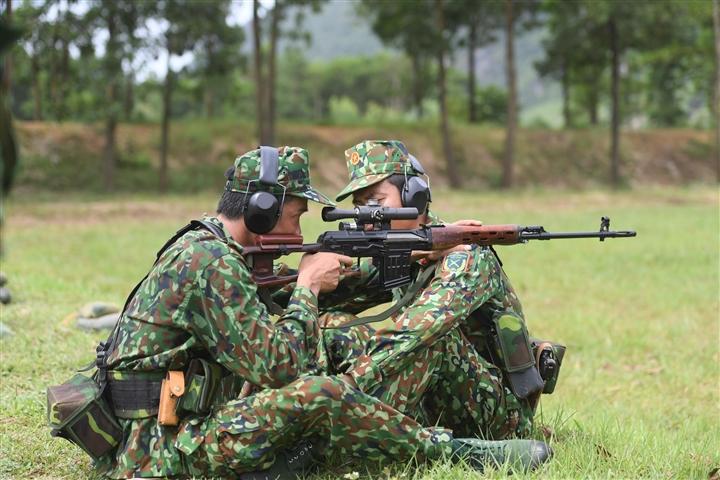 """Soi vũ khí các đội đấu """"Xạ thủ bắn tỉa"""" ở Army Games 2021"""