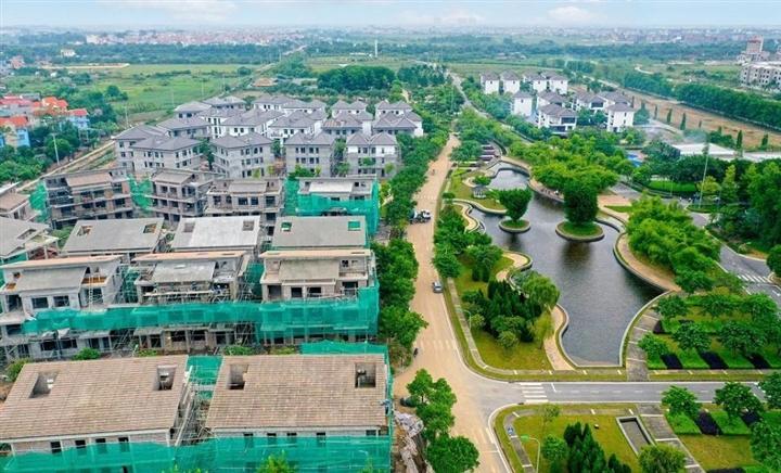 Vì sao giá đất nền ven đô và nội đô Hà Nội ngày càng thu hẹp khoảng cách? - 1