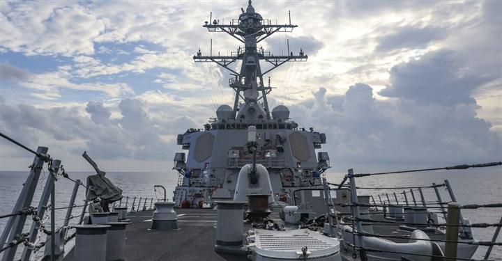 Mỹ phản đối luật an toàn giao thông hàng hải Trung Quốc - 1