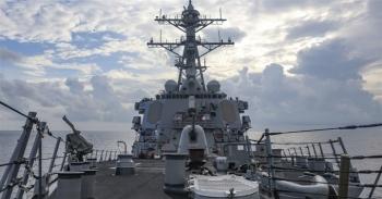 Mỹ phản đối luật an toàn giao thông hàng hải Trung Quốc