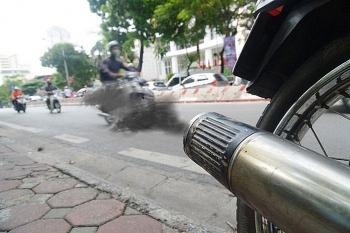 Xe máy sẽ được kiểm tra khí thải định kỳ?
