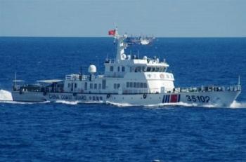 Trung Quốc tung luật đòi kiểm soát tàu bè: Âm mưu thúc đẩy yêu sách ở Biển Đông