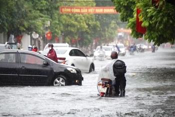 Thời tiết ngày 6/9: Mưa dông bao trùm cả nước