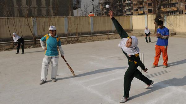 Taliban nói phụ nữ chơi thể thao là