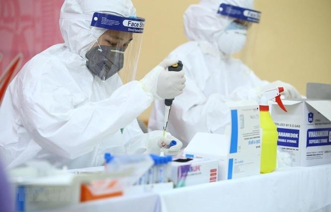 Hà Nội ghi nhận 36 ca dương tính SARS-CoV-2 trong ngày 9/9