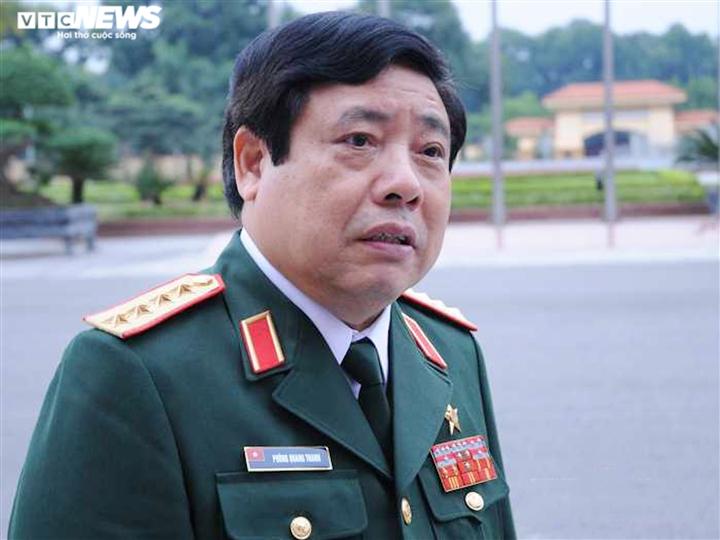 Đại tướng Phùng Quang Thanh - Vị tướng trưởng thành từ chiến trận