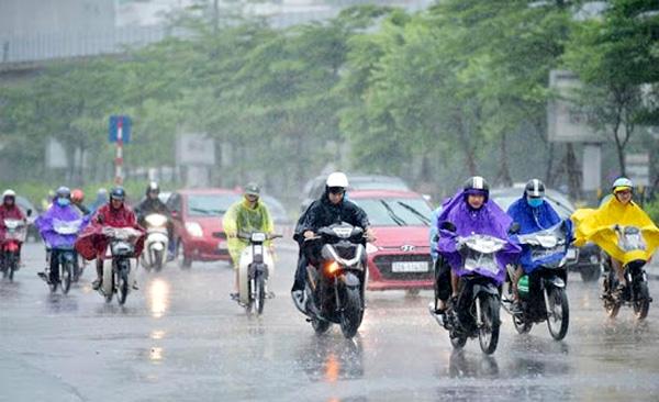 Thời tiết ngày 13/9: Miền Trung mưa to do hoàn lưu bão số 5