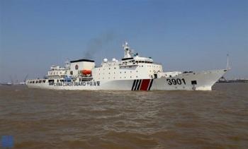 Ra luật kiểm soát tàu nước ngoài đi lại, tiếp theo Trung Quốc sẽ làm gì?