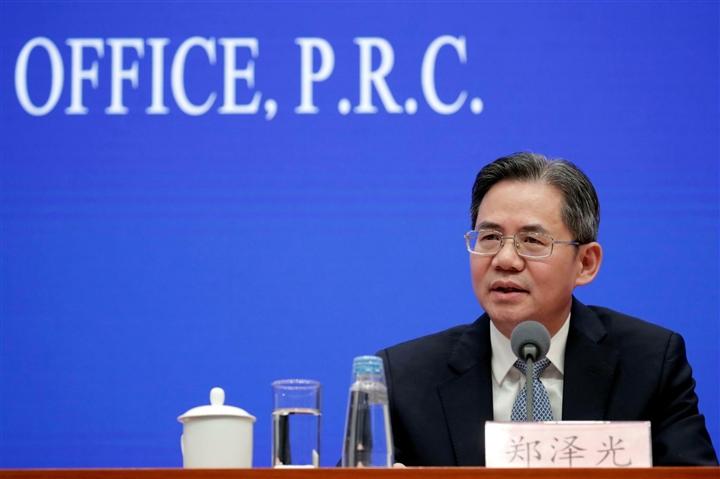 Đại sứ Trung Quốc bị 'cấm cửa' tới Quốc hội Anh