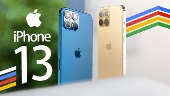 Cổ phiếu Apple ra sao trong ngày ra mắt iPhone 13?