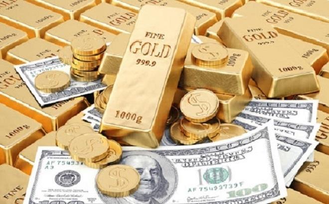 Giá vàng hôm nay 22/9: Tiếp tục tăng trở lại, USD giảm nhẹ