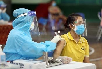 41% người Việt Nam đã tiêm ít nhất 1 mũi vaccine Covid-19