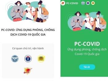 Ứng dụng PC-COVID xuất hiện trên iOS và Android