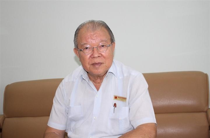 GS Võ Tòng Xuân: Chính phủ cần quyết định dứt khoát 'sống chung với COVID' - 1