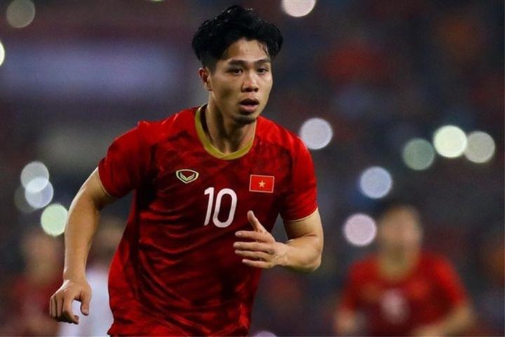 Tuyển Việt Nam đấu Trung Quốc, Oman: Công Phượng có tên, Trọng Hoàng bị loại - 1