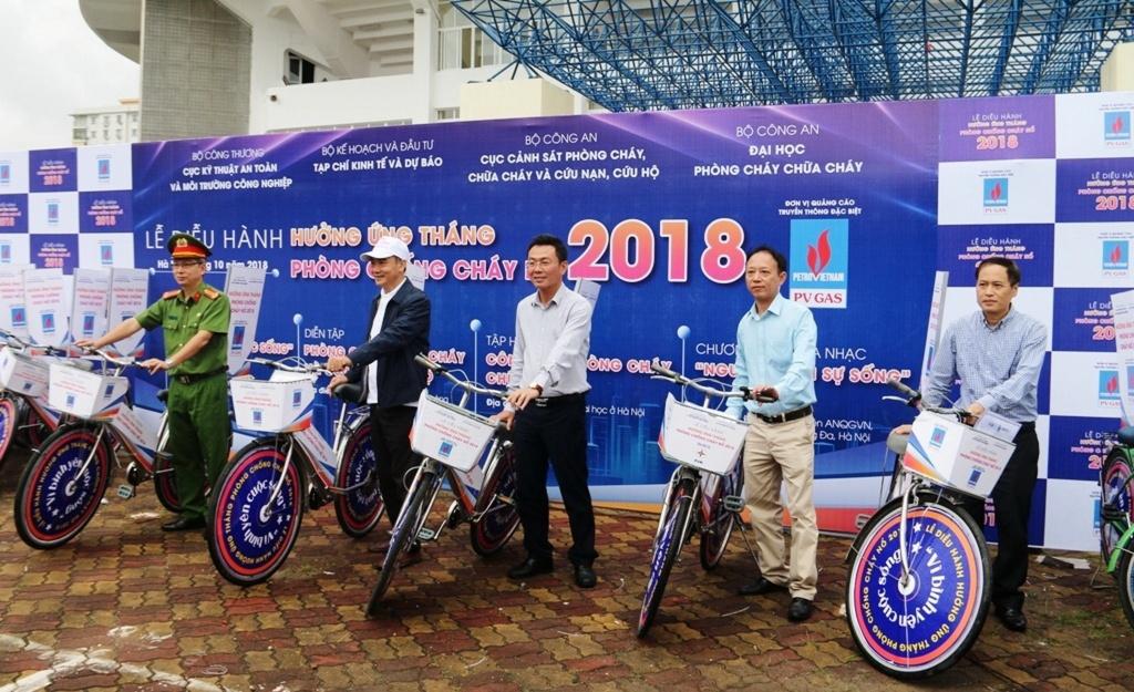 pv gas tich cuc huong ung thang phong chong chay no 2018