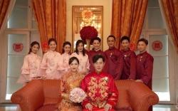 Đám cưới như cổ tích, đây chính là cô dâu hot nhất châu Á hôm nay