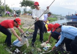 pv gas chung tay vi mot cong dong khong rac thai nhua