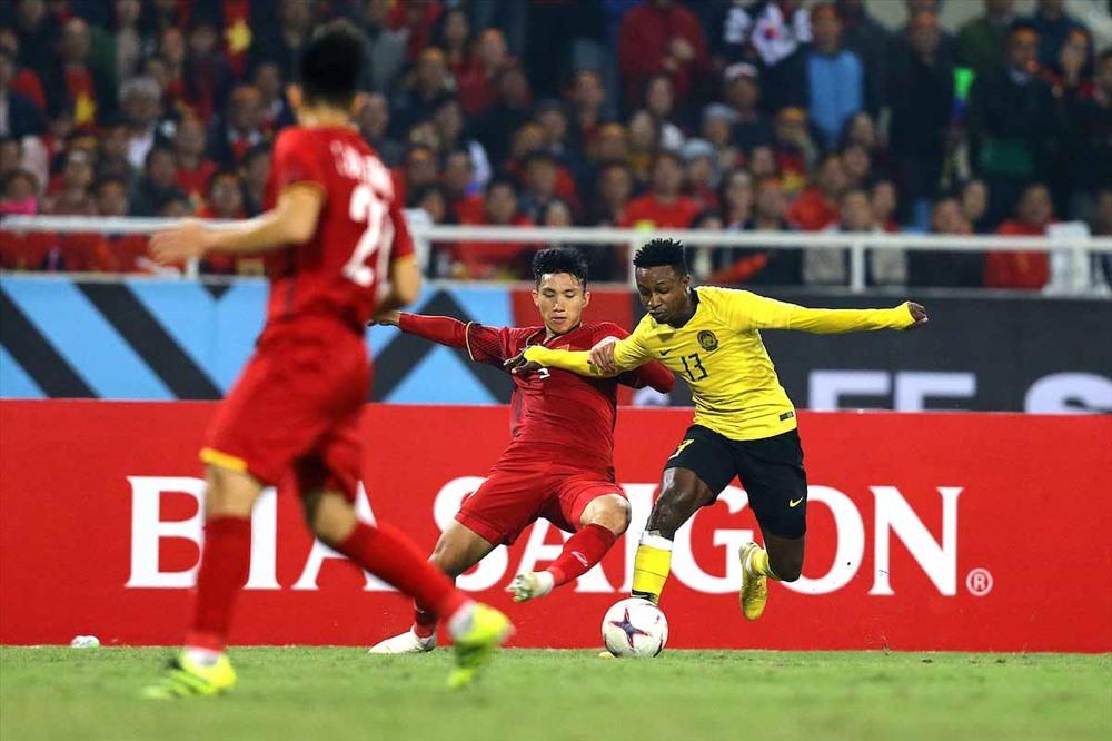 """Báo Malaysia: """"Hạng 99 FIFA của tuyển Việt Nam chỉ mạnh hơn hạng 158 về lý thuyết"""""""