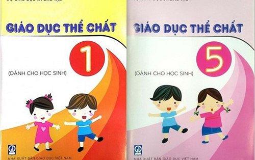 lan dau tien co sgk the duc cho hoc sinh den chuyen gia cung ngac nhien