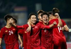 bong da viet nam chung bang voi thai lan tai sea games 2019