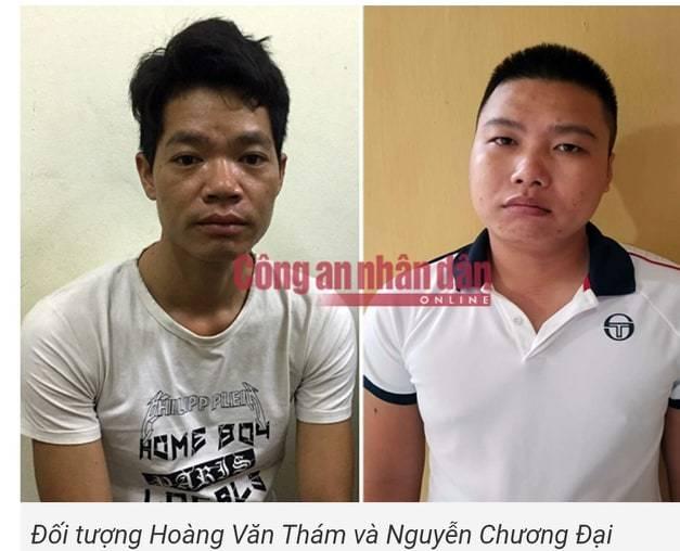 danh tinh 2 nghi pham do trom dau thai dau doc nguon nuoc song da