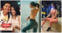 ban gai doan van hau va cac hot girl thai binh noi tieng tren mang