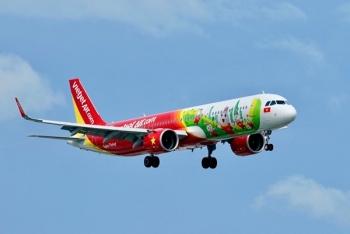 Chuyến bay thứ 2 đón khách từ Hàn Quốc về Việt Nam