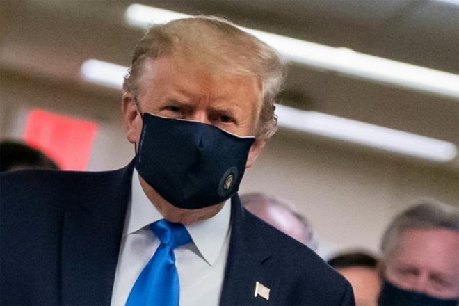 Ông Trump mắc COVID-19: Chuyện gì sẽ xảy ra với nước Mỹ? - 1