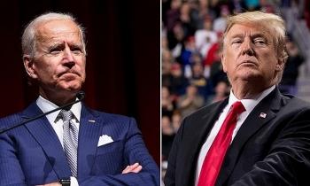 Biden dẫn Trump 13 điểm trong thăm dò mới nhất