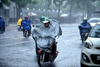 Thời tiết 3/10: Mưa rào ở nhiều tỉnh thành