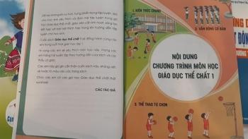 Lớp 1 phải mua sách Giáo dục thể chất: Chưa động đến