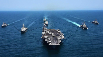 Cuộc chiến pháp lý Biển Đông: Trung Quốc nguy cơ bị cô lập ở khu vực và thế giới