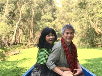 Thanh Lam khoe ảnh bên người yêu, Tùng Dương nhắn nhủ: