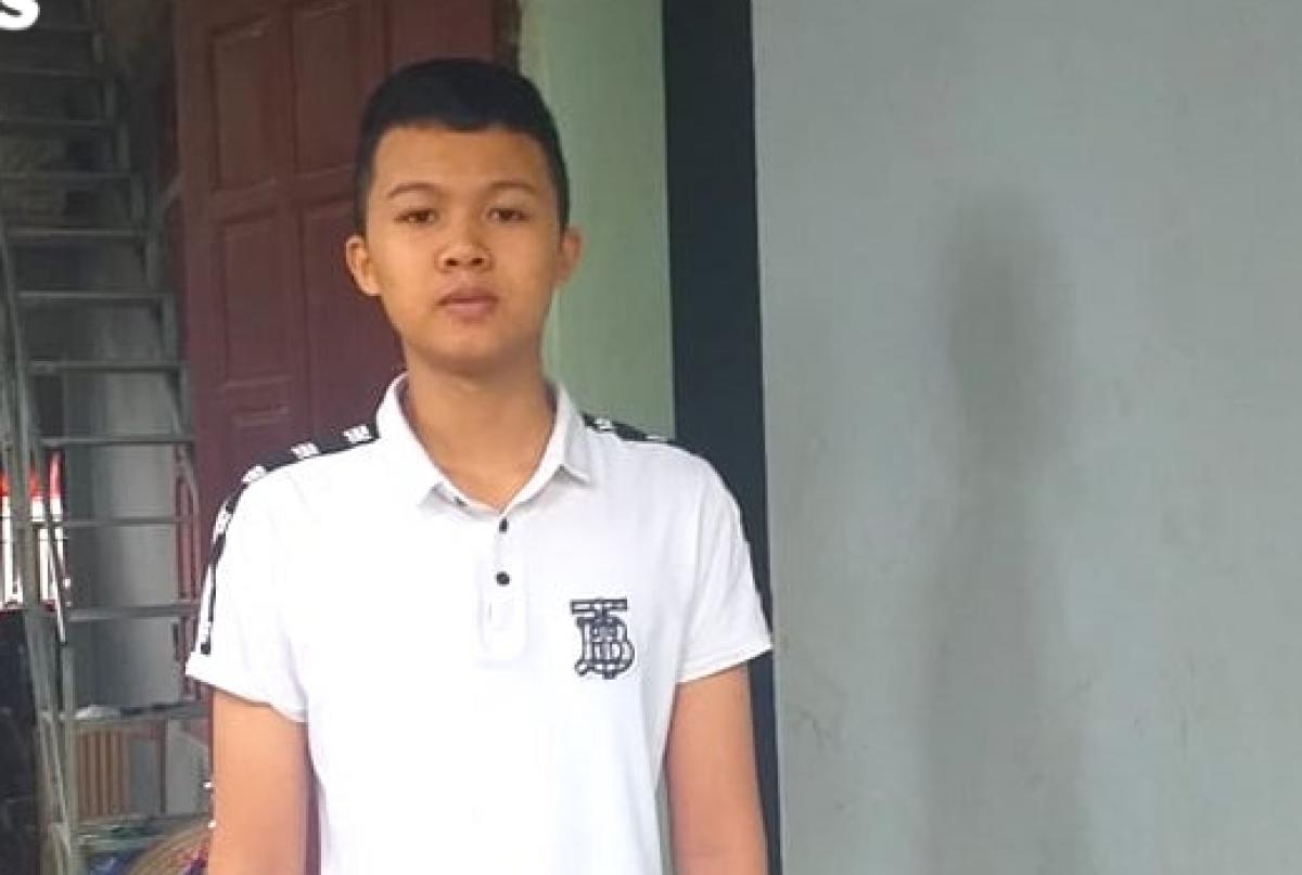 Thí sinh Lê Việt Hoàng